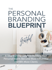 Personal Branding Blueprint Cover