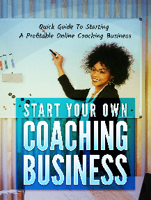 Start Your Own Coaching Business Cover